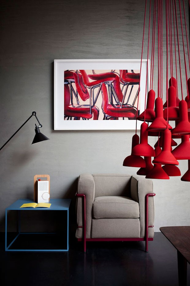 Casa Vogue Ama: 9 cadeiras icônicas do design (Foto: Reprodução)