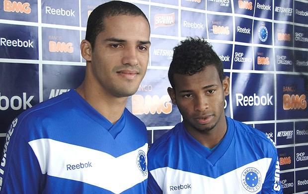 Anselso Ramon Bruninho Cruzeiro (Foto: Lucas Catta Prêta / Globoesporte.com)