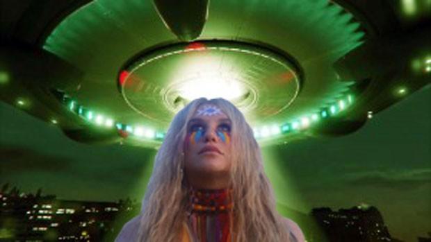 Kesha (Foto: Reprodução)