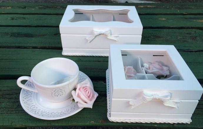 Kit para chá é opção de presente personalizado  (Foto: RBS TV/Divulgação)