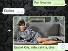 Garota explica família Kardashian nos mínimos detalhes e viraliza na web
