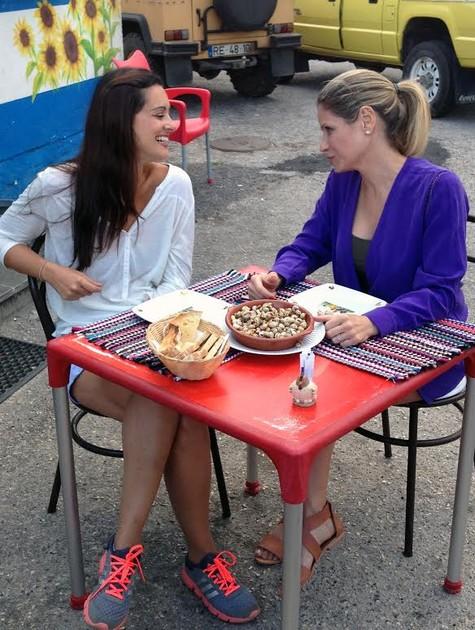 Flávia Motta e  Didi Wagner (Foto: Divulgação)