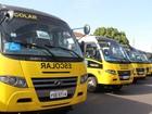 Municípios do interior de SP recebem 48 ônibus para o transporte escolar
