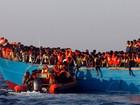 Guarda costeira resgata 6.500 emigrantes na costa líbia