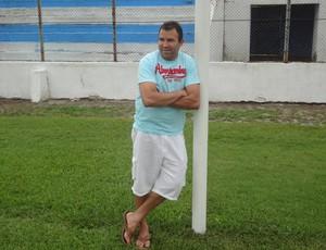 Aos 38 anos, Zé Augusto anuncia a aposentadoria (Foto: Gustavo Pêna/GLOBOESPORTE.COM)
