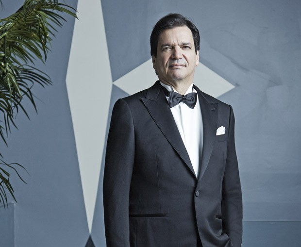 Luiz Alberto Oliveira, o homenageado de 2015 na categoria Artes do Men of the Year (Foto: Jair Lanes)