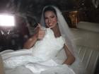 Veja como foi o casamento de Belo e Gracyanne Barbosa