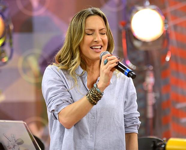 Claudia Leitte (Foto: Camila Serejo/Gshow)