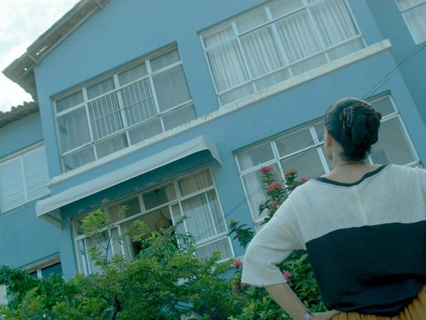 Sonia Braga em cena de 'Aquarius' (Foto: Victor Juca/Divulgação)