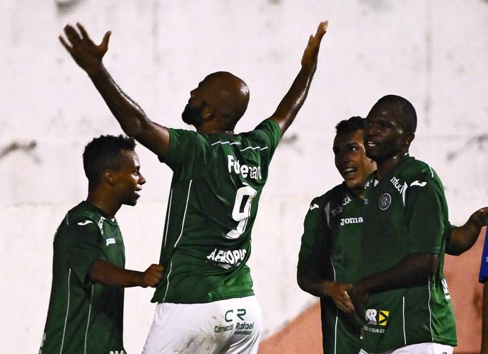 Independente-SP Guarani Paulista Série A2 Nunes (Foto: Rodrigo Villalba / Memory Press)