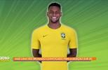 Pela terceira vez, Júnior Brumado é convocado para Seleção Brasileira Sub-20