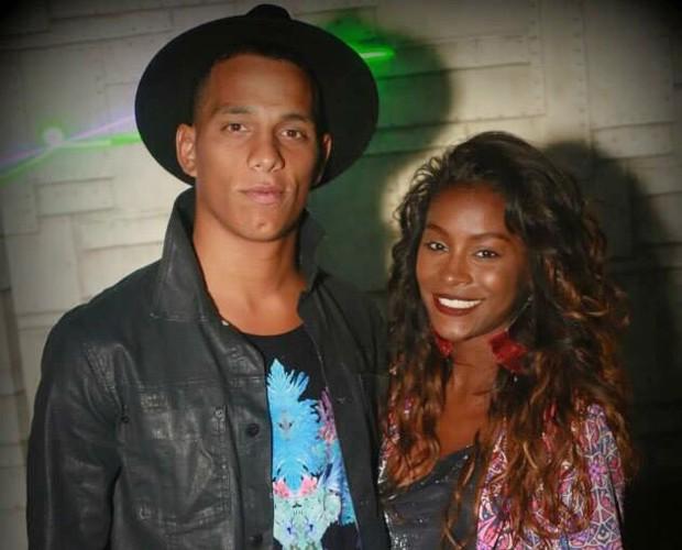 Renan e Jeniffer (Foto: Arquivo Pessoal)