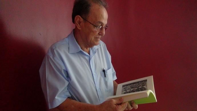 Lauthenay Perdigão (Foto: Viviane Leão/GloboEsporte.com)