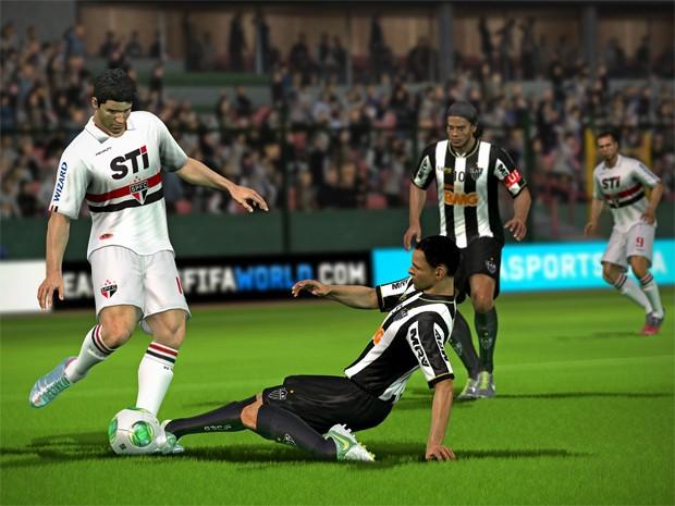 fifa world (Foto: Divulgação/EA Sports)