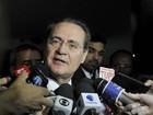 À PF, Renan Calheiros negou ter dado apoio político a Paulo Roberto Costa