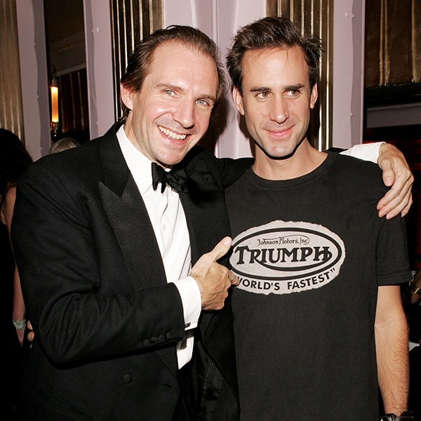 Ralph e Joseph Fiennes (Foto: Getty Images)