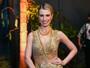 Fernanda Keulla usa joias de R$ 1 milhão em look com transparência