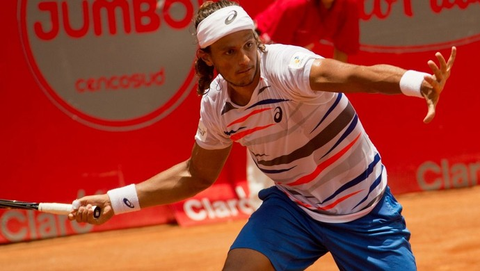 João Souza Feijão - Tênis - Challenger Medellín (Foto: Divulgação Torneio de Medellín)