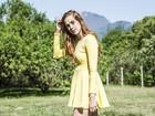 Sophia Abrahão relembra namoro com Chay Suede e se declara fã do ex