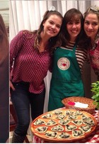 Pizza de massa integral e sem glúten conquista as famosas; veja receita