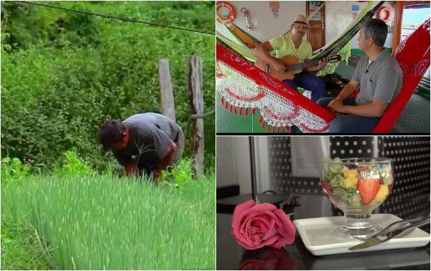 Programa mostra tudo sobre a vida rural, no Amazonas (Foto: Amazônia Rural)