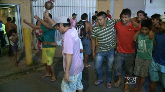 Índios ocupam Secretaria de Estado de Educação em São Luís