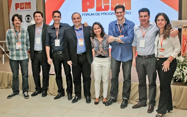 Profissionais da área de programação da Globo e TV Verdes Mares conduziram evento. (Foto: Eventos/TV Verdes Mares)