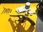 Adolescentes são apreendidos após atirarem contra policiais na Raposo