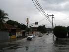 Chuva forte atinge cidades do Sul do Rio de Janeiro