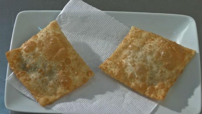 Paste de carne seca pronto para ir à mesa (Foto: Repordução/TVMorena)