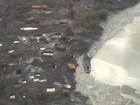 Voo de helicóptero mostra roubo de petróleo no sul da Nigéria