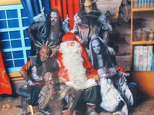 Brasileiro viaja para o Polo Norte para conhecer Papai Noel (Foto: Alexandre Lopes/G1)