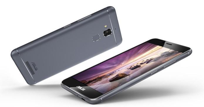 Asus Zenfone 3 Max oferece bateria potente de 4.100 mAh (Foto: Divulgação/Asus)
