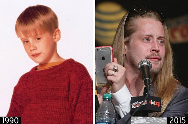 Macaulay Culkin (Foto: Reprodução / Getty Images)
