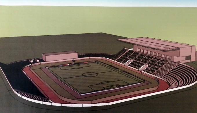 Arena do Rei, Arena Real, Três Corações, Tricordiano (Foto: Divulgação Prefeitura de Três Corações)