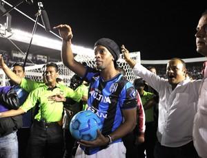 Ronaldinho Gaucho, Queretaro X Puebla