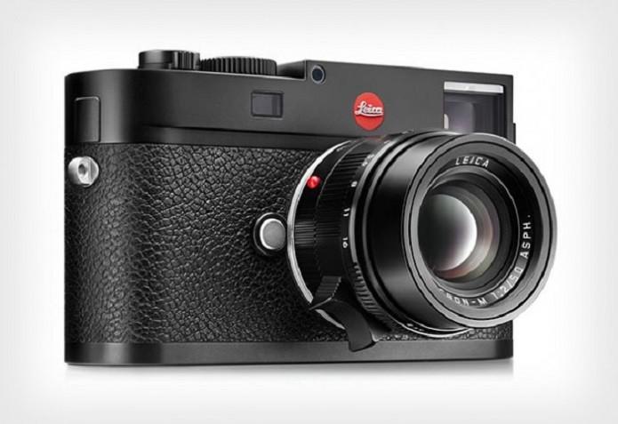 Leica M (Typ 262) é o modelo baratinho da empresa alemã (Foto: Divulgação/Leica)