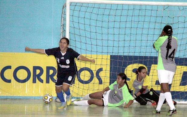 Carnaubais supera Alecrim e vai à final da Taça Brasil (Foto: Divulgação/CBFS)