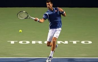 Djokovic passa por Stepanek e vai às quartas do Masters 1000 de Toronto