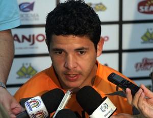 Diego Renan, lateral do Criciúma (Foto: Fernando Ribeiro / Criciúma)