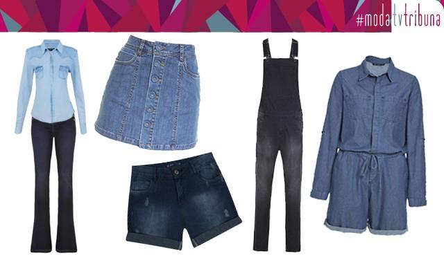 Total Jeans: tendência que você deve experimentar nos seus looks (Foto: Divulgação)