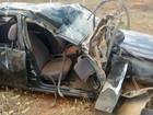 Jovem morre após carro capotar diversas vezes no sudoeste da Bahia