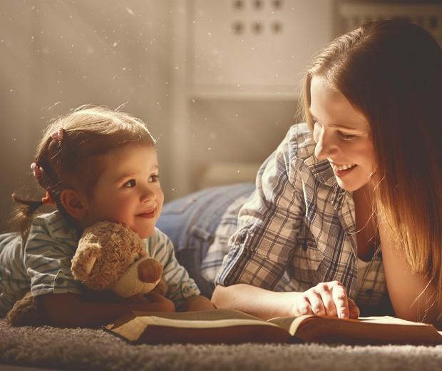 Estimule seu filho dentro de casa (Foto: ThinkStock)