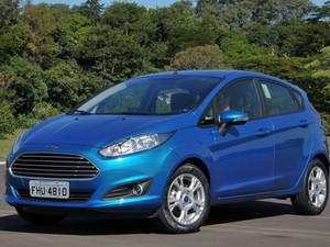 Ford New Fiesta SE (Foto: Divulgação)