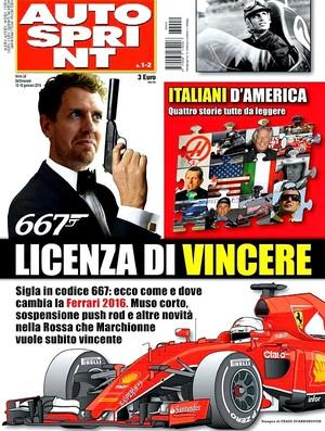 BLOG: A nova Ferrari?