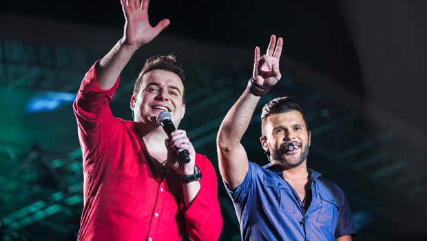 Marcos & Belutti (Foto: Felipe Costa / Multishow)