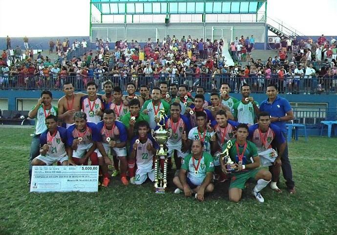 Fonte Boa Copa dos Rios Amazonas (Foto: Lissandro Windson/FAF)