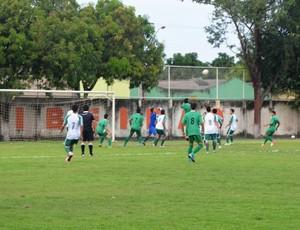 As duas goleadas do sábado (21) aconteceram no estádio Ribeirão (Foto: Herianne Cantanhede)