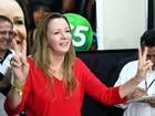 'A derrota não faz parte da minha vida', diz Vanessa ao perder eleição no AM