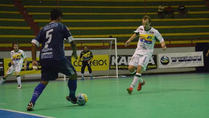 Superliga; Real Moitense; Caça e Tiro (Foto: João Áquila / GLOBOESPORTE.COM)
